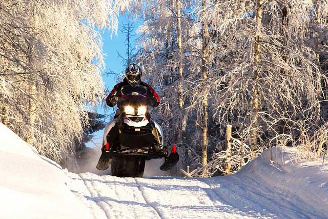 Снегоход-Тахко